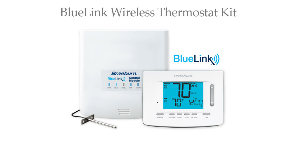 BlueLink Wireless Thermostats